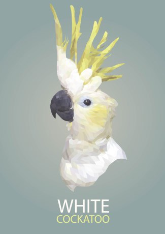 COCKATOO PU SERIES